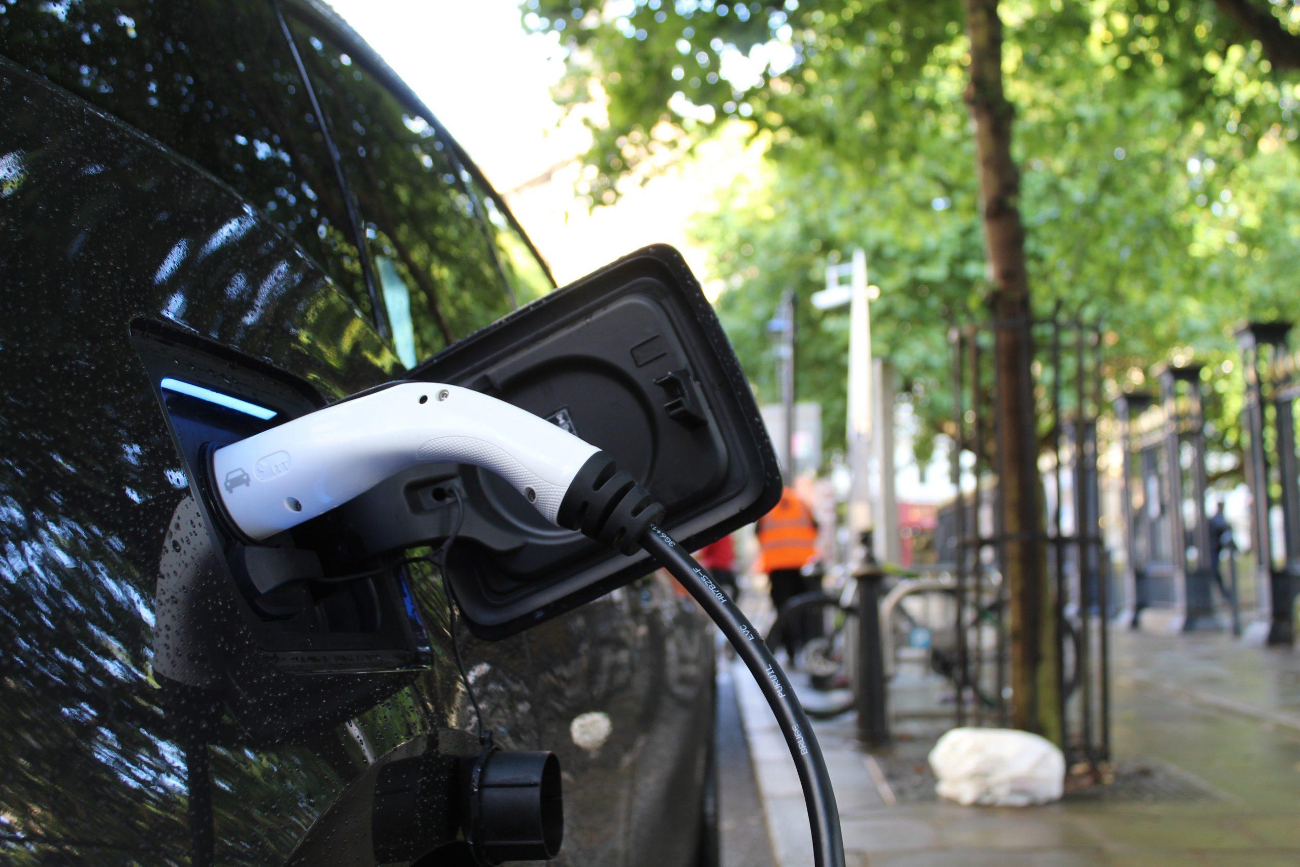 Elektrische Taxi Lokkerbol Hoofddorp